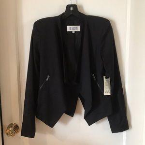 BB Dakota black blazer jacket size 0 XS NWT